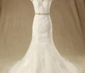 XW153 Wedding Dress,..