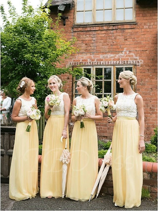 b8723bf425 F192 Simple Bridesmaid Dress