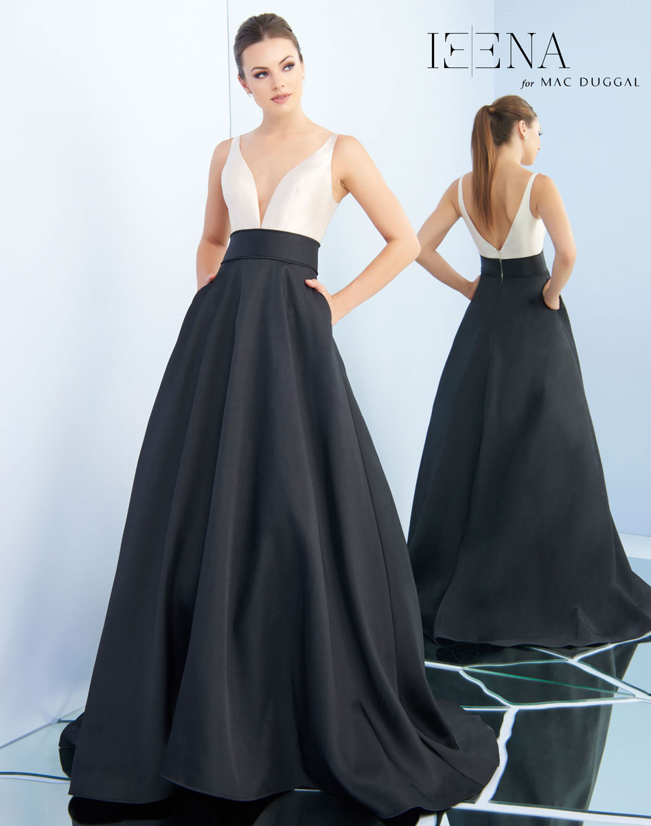 X8 A Line Long Satin Blue Prom Dress,Simple Elegant V Neck Long Satin Cheap Evening Dress,Long Satin Elegant Prom Gown,Turquoise Satin Prom Dress,Black and White Long Satin Evening Gown
