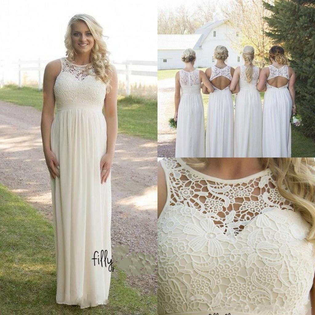 F687 Country Style Bridesmaid Dresses, Cheap Bridesmaid Dresses ...