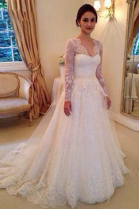 W1023 Charming Lace wedding dress, lace wedding dress, cheap wedding dress, cheap wedding gown, bridal wedding dress