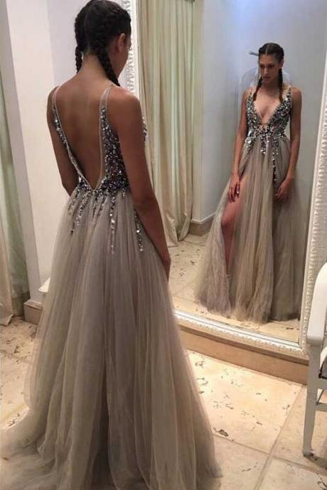 F648 Prom Dresses For Teens,Backless Prom Dresses,Sparkly Prom Dresses,Party Dresses,Sexy Evening Dresses,Long Prom Dresses,Women Dresses,Sexy Prom Dress,Evening Dress,Prom Dress